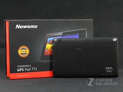 纽曼 T71 背面图