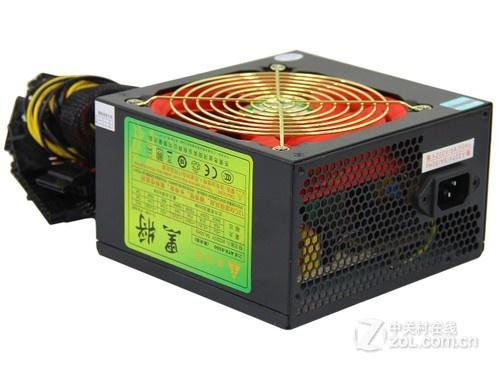 台式机电源 金河田劲霸ATX-S500安徽促销