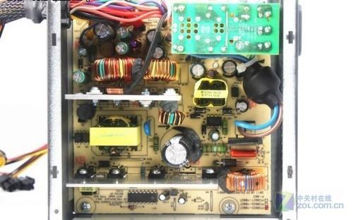 电源为单路12v电路输出设计