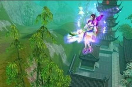 《天龙八部》小攻略:高空中没有坐骑飞翔