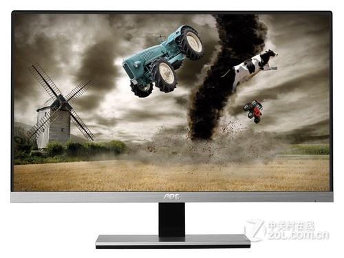 23寸IPS高清显示器 贵阳嘉锐出售:850元