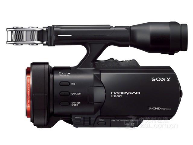 35mm全画幅摄像机 索尼NEX-VG900E促