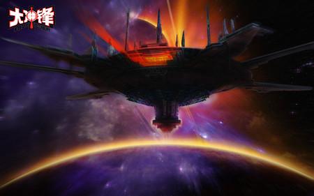 越来越近《大冲锋》超级战舰·破晓篇