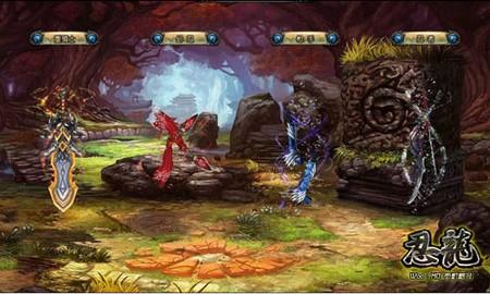 魔幻大陆《忍龙》开创横版格斗冒险之旅