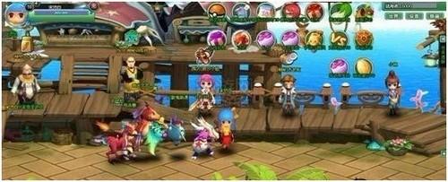 《宠物小精灵》手游免费版10月推出