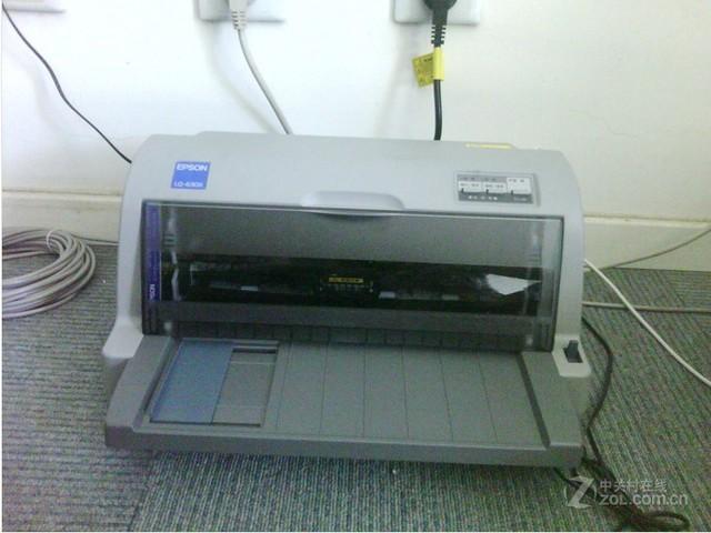 经济出众 爱普生630k针式打印机烟台特价