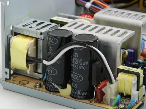 长城 双动力静音btx-400sel-p4电源促销