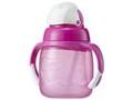 贝亲吸管式宝宝杯  水壶/水杯