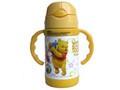 迪士尼吸管不锈钢保温杯带手柄 5671 水壶/水杯