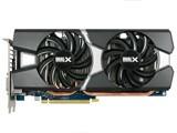 蓝宝石R9 280 3G GDDR5 白金版 OC