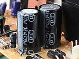 8颗聚丙烯滤波电容网络