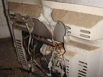 海尔冰箱温控器接线