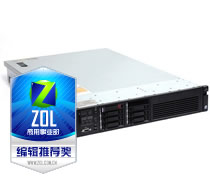 编辑推荐奖:惠普DL380 G6服务器
