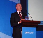 VMware亚太区兼日本区总经理 Andrew Dutton