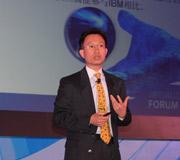 IBM大中华区System x产品总经理 甘兆明