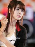 韩国超性感名模李智友