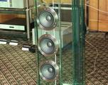 荷兰晶彩水晶音箱