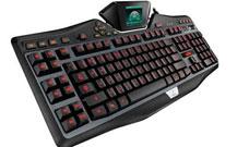 罗技G19键盘