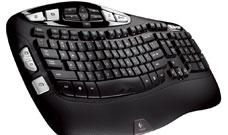 罗技K350键盘