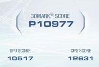 3DMark Vantage测试