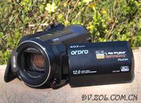 欧达数码摄像机D350