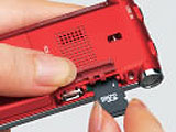 microSD卡扩展