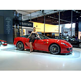 标题:用N86记录北京车展<br/> 型号:诺基亚N86<br/>作者:qingbei8192