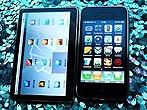 蓝魔W7与iPhone对比