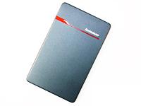 联想超薄III代移动硬盘(500GB)