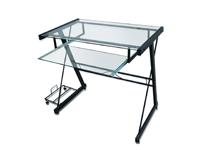 联想S2005玻璃电脑桌