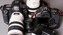 常用摄影器材