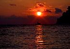 邦咯岛日落