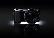 索尼发布首款E卡口系列 微单相机NEX-5C