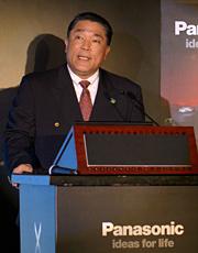 AVC营销本部副部长 小林 昇 发言