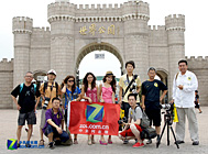 体验异域风情 索尼G镜头世界公园外拍