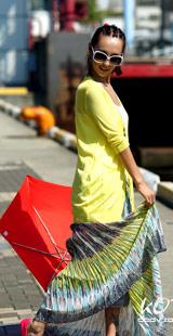 索尼NEX-5C日本神户外拍 之 美女人像篇