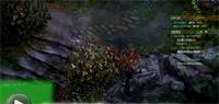 游览紫焰魔域第一层