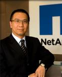 NetApp公司大中华区总经理 陈文俊(Adrian Chan)