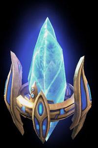 伊罕水晶和永生的Protoss守护者