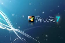 Windows 7绚丽壁纸(浅蓝)
