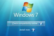 һ��XP�û����е�Windows 7