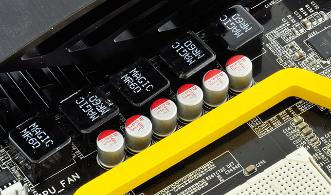 A88GMX供电