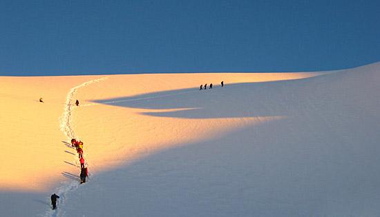 西藏 珠穆朗玛峰