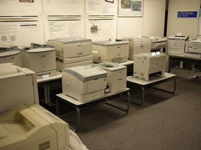 逐渐放弃的激光打印机