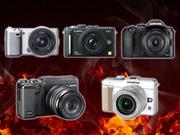 5款单电相机横评