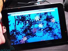 东芝Android平板发布