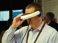 索尼概念3D眼罩