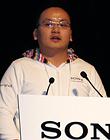 索尼中国有限公司消费电子营业本部数码影像市场部副经理 杨健