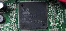 卖点四:1073DDC+顶级芯片方案