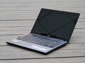 Acer 4820TG轻薄笔记本外观介绍